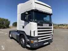 Traktor Scania 164 480 brugt