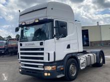 Traktor Scania R 114 begagnad