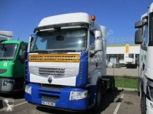 Used exceptional transport tractor unit Renault Premium 460 EEV