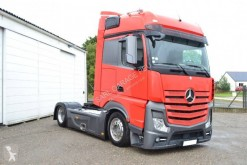 Used low bed tractor unit Mercedes Actros 1845