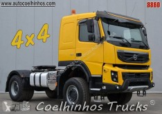 Used tractor unit Volvo FMX 420