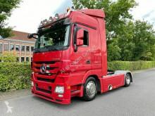 Used exceptional transport tractor unit Mercedes ACTROS 1841 Megaspace EEV Retarder Luft/Luft
