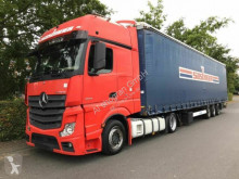 Tracteur convoi exceptionnel occasion Mercedes Actros 1843 GigaSpace Komplettzug LowLiner