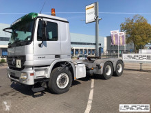 Mercedes Actros 2646 tractor unit used