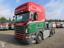 Cabeza tractora Scania R480 6x2 Topline Hydraulik usada