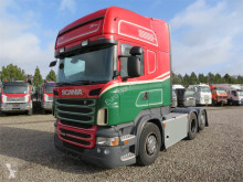 Tracteur Scania R480 6x2 Topline Hydraulik