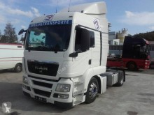 MAN low bed tractor unit TGX 18.400