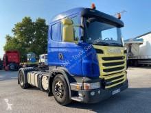 Cabeza tractora Scania G 420 usada