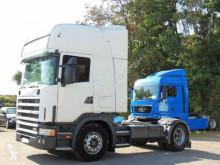 Tracteur Scania 124 L 420 Topliner *Schaltgetriebe*