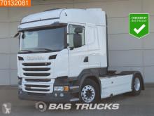 Használt veszélyes termékek/a Veszélyes Áruk Nemzetközi Közúti Szállításáról szóló Európai Megállapodás nyergesvontató Scania R 410