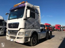 MAN exceptional transport tractor unit TGX 33.480
