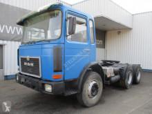 Cabeza tractora MAN 26.321 , , Manual Eaton gearbox , Spring suspension usada