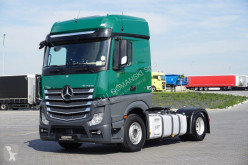 Nc MERCEDES-BENZ - ACTROS / 1845 / MP 4 / EURO 6 / ACC / PEŁNY ADR tractor unit used