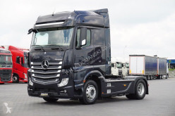 Nc MERCEDES-BENZ - ACTROS / 1843 / MP 4 / EURO 6 / BIG SPACE tractor unit used