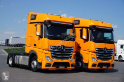 Nc MERCEDES-BENZ - ACTROS / 1845 / MP 4 / EURO 6 / ACC / BIG SPACE tractor unit used