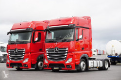 Nc MERCEDES-BENZ - ACTROS / 1845 / MP 4 / ACC / E 6 / MEGA GIGA SPACE tractor unit used