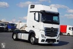 Nc MERCEDES-BENZ - ACTROS / 1845 / MP 4 / ACC / EURO 6 / GIGA SPACE tractor unit used