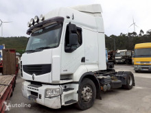 Cap tractor Renault /440 DXI manual/ second-hand