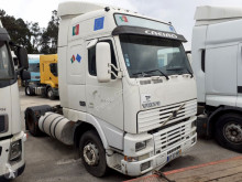 Cap tractor Volvo /FH12 420 Globetrotter/ second-hand