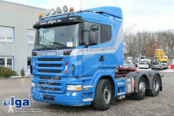 Cabeza tractora Scania R 470 LA/6x2/Klima/Retarder usada