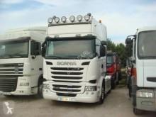 Traktor farlige materialer / ADR Scania R 490