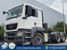 MAN TGS 26.440 tractor unit used