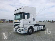 Tracteur Scania R124-420 TOPLIN