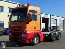 Cabeza tractora MAN TGX 26.540*6x4*Euro5*160t*TÜV*Int usada
