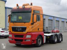 Cabeza tractora convoy excepcional MAN TGX 26.540*6x4*Euro5*160t*TÜV*Int