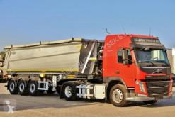 Traktor Volvo FM 410/ EURO 6 + WIELTON KIPPER 34 M3/ 11300 KG! brugt