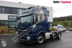 Iveco exceptional transport tractor unit Stralis AS 440 STX/P 51 / Standklima