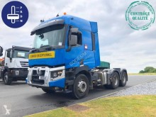 Used tractor unit Renault Gamme C 520