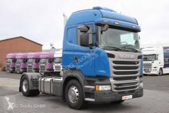 Cap tractor Scania R 450 2x Nebenantieb (PTO) etade Luft/Luft