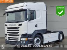 Trekker Scania R 410 tweedehands gevaarlijke stoffen / vervoer gevaarlijke stoffen