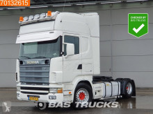Scania R 124 tractor unit used
