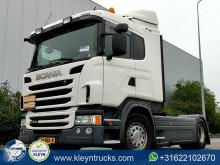 Cabeza tractora Scania G 400 productos peligrosos / ADR usada