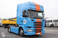 Scania R 450 SCOnly Topline etade Standklima 1200 L tractor unit used