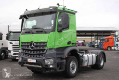 Used tractor unit Mercedes LS 1853 AROCS HAD Kipphydraulik HA Luft