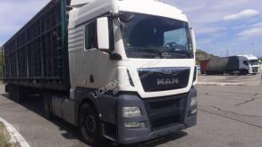 Cabeza tractora MAN TGX18.480 4x2 Tractor Unit (Volvo-Scania)