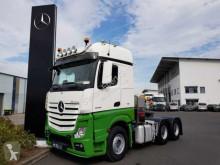 Тягач сопровождение негабаритных грузов Mercedes Actros 2658 LS 6x4 Retarder BigSpace 120.000kg