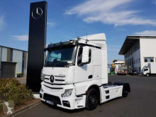 Mercedes Actros Actros 1842 LS Lowliner Retarder Spoiler PPC tractor unit used low bed