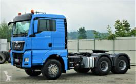 Tracteur MAN TGX 33.480 Sattelzugmaschine*6x4*Topzusta