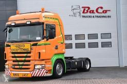 Scania nyergesvontató R 400