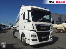 MAN veszélyes termékek/a Veszélyes Áruk Nemzetközi Közúti Szállításáról szóló Európai Megállapodás nyergesvontató TGX 18.480 4X2 BLS