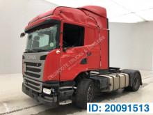 Scania nyergesvontató G 410