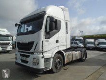 Iveco Stralis AS440S48TP Euro6 Intarder Klima Navi ZV tractor unit used