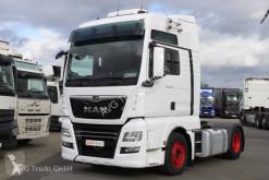 Cabeza tractora MAN TGX 18.500 XXL Retarder LGS EBA ACC usada