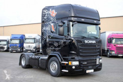 Çekici Scania R 450 SC Only Topline etade ACC LDW 2x Tank ikinci el araç