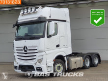 Mercedes hazardous materials / ADR tractor unit Actros 2658