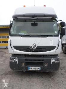 Cap tractor Renault Premium 410 DXI accidentată